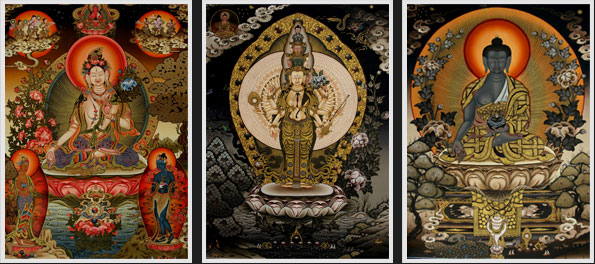 Everest Thangka Showroom